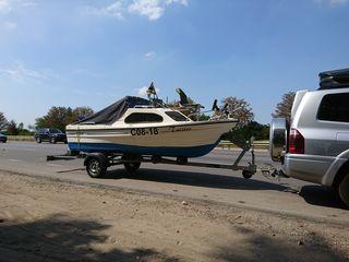 Катер/barca Perkoz II
