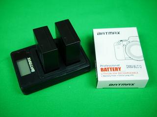 Аккумуляторы для фотоаппарата Panasonic Lumix G80