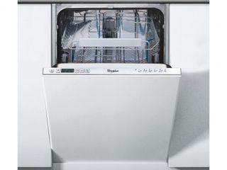 Masina de spalat vase incorporabila Whirlpool ADG 301, 10 seturi, 6 programe, clasa A+, argintiu!!!