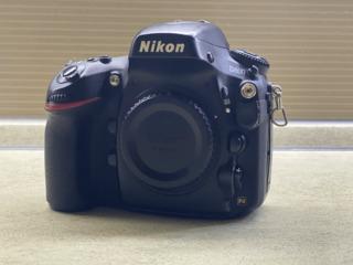 Nikon D800!