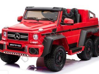 Masina electrica pentru copii RT SMBSX1888 Red Super preț,