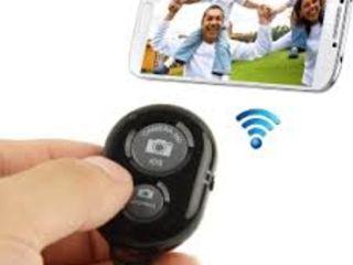Беспроводной пульт дистанционного управления  камеры с Bluetooth/ Telecomanda Bluetooth