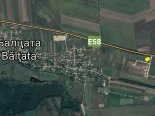 Балцата. Под коммерческое строительство трассa Одесса-Черновцы.