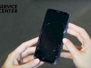Samsung Galaxy S 9 (G960)  Daca sticla ai stricat -Luăm, reparăm, aducem !!!