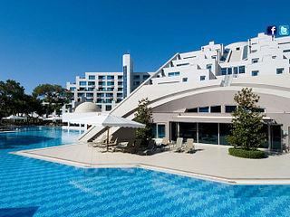"""вылет 1.08. - Кемер (Бельдиби), отель """" Hotel Rixos Sungate 5* """" от """" Emirat Travel """"."""