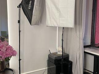 Lumini Softbox pentru studiou