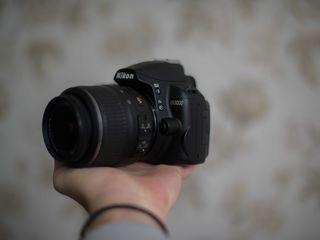 Nikon D3000 kit (3000 de cadre)