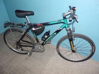 Горный велосипед Bianchi.