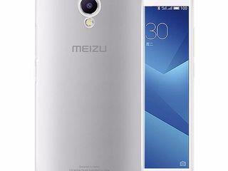 Чехол для Meizu M5 Note прозрачный. Бесплатная доставка в течении дня