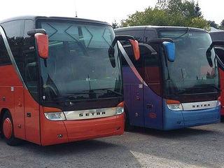 Chisinau - Londra cu autocar