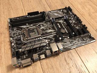 Asus Prime Z270-P  Socket 1151