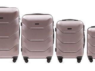 "Valize ""wings"" din textil si plastic . angro. чемоданы из ткани и пластика оптом"