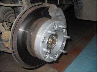 расширители колеи. проставки 30 мм на 139.7 5 и 6 болтов на заказ под любые размеры nissan patrol mi