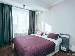 Apartamentul lux cu 2 odai in Centru, bloc nou. Chirie pe zile