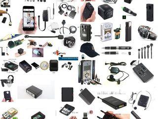 MIC Микро камеры и многое другое ! Немецкое качество. ЖПС, жучки, прослушка