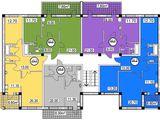 Apartamente în casă nouă cu 1/2/3 camere