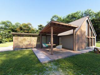 Эксклюзивный дом-дача от строительной компании