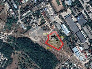 Teren industrial/pentru construcția blocului locativ, 130 ari, Orhei!
