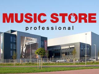 Thomann и Musicstore - доставка!