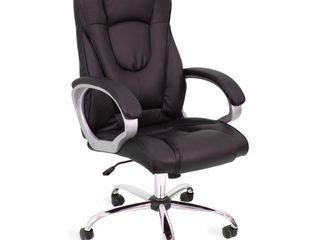 Новые удобные офисные кресла под кожу от 1350 лей