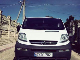 Opel Vivara