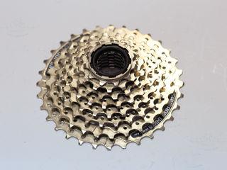 Sistema de pedalare a bicicletei