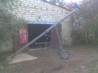 Шнековые транспортеры и погрузчики для зерновых и других сыпучих материалов