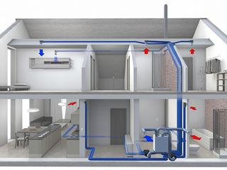 Sisteme de ventilare profesioniste / вентиляционные системы