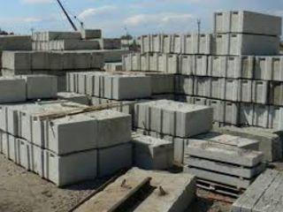 blocuri fs 4  блоки фс 4  beton m100---m 350   бетон товарный