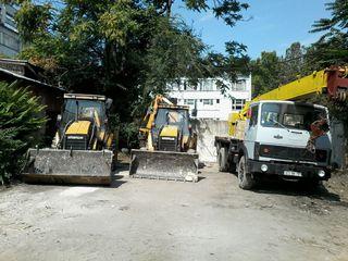 Алмазная резка бетона-демонтаж снос зданий сооружений