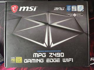 MSI z490 MPG Gaming Edge Wi-Fi