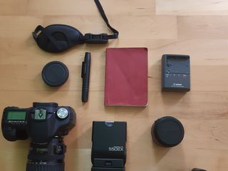 Canon EOS 50D KIT + вся необходимая атрибутика.