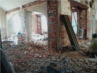 Алмазная резка бетона проемов демонтажные   работы
