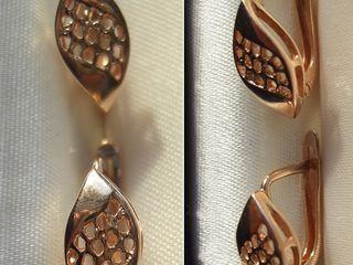 Золото 585-750 пробы - Серьги