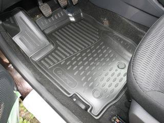 Выбрать правильные коврики для автомобиля Novline - Element! Полиуретановые коврики с бортами.