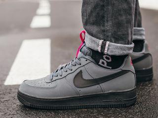 Nike Air Force Dark Grey