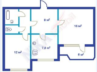 Куплю 2комнатную квартиру  серии МС 143 135 102 в отличном состоянии