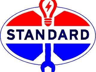 Standard. Electrician profesional 24! Fără intermediari la prețuri accesibile. Garantie