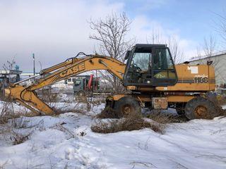 Excavator Case 1188