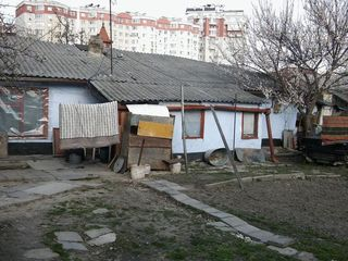 Дом в центре Кишинева / 6 сот. земли