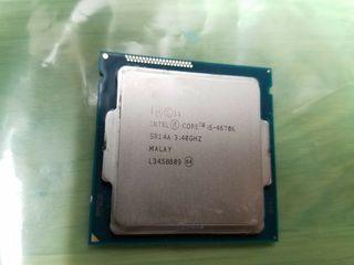 Foarte avantajos procesor - Intel Core i5-4670K 3.4GHz - 3.8GHz Turbo Boost