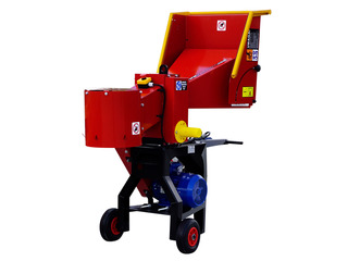 Tocător profesional electric de crengi - model re-80 (4 kw sau 5.5 kw)