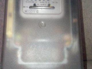 contor de energie electrica cu disc stare buna 3 faze - электро счётчики трёхфазные