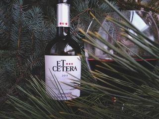 Индивидуальная экскурсия в Et Cetera Winery по супер цене!!! Не упустите!!!