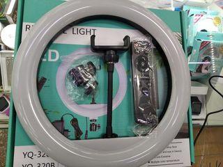 Koльцевaя светoдиодная лампа 30 см ring fill light / lampa inelara led 30cm ring fill light