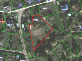 Земляной участок под строительство Иванча