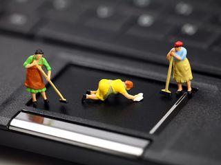 Ноутбук зависает и греется?