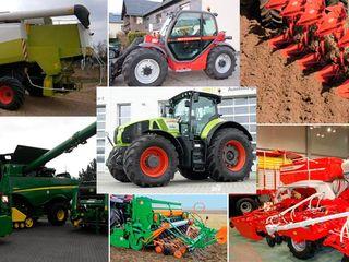 Кредиты на сельхоз.агрегаты