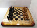 шахматы большие дерево новые