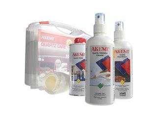 Набор Akemi для ухода за кварцевой столешницей  Akemi Quartz Care Kit